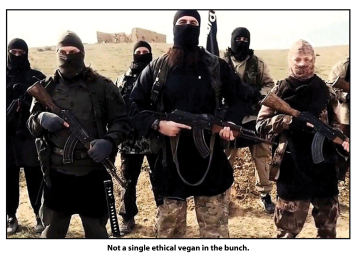 ISIS, with caption